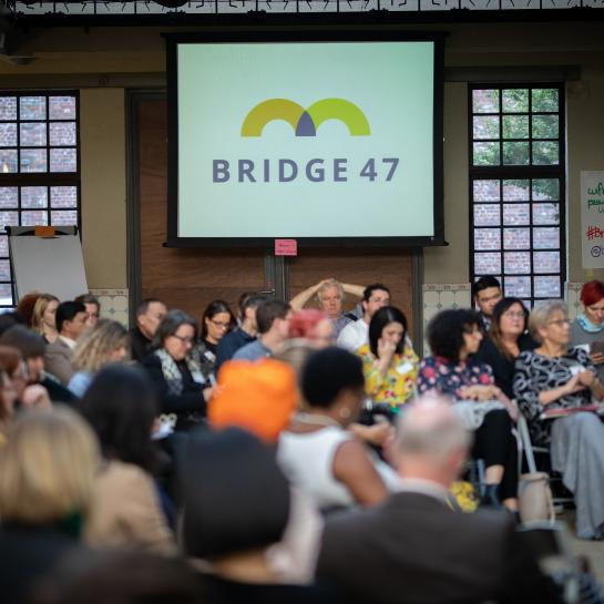 Bridge 47 Global Event in Brussels, October 2018