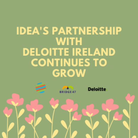 IDEA-Deloitte Partnership